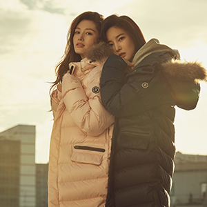 김재경-NS윤지, 패딩도 섹시하게! 겨울 롱패딩 스타일링 화보 공개 [2017.09.08ㅣ패션엔]